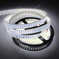 DC 12V LED Strip Light 5M/Roll SMD 3528 1200 LED Lights White Waterproof IP67