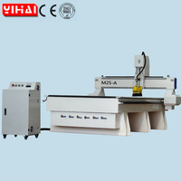 Professional cnc router manufucture  (YH1325) vacuum table woodworking engraver cnc router machine