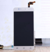 White S2 LCD Display+Touch Screen+Frame Replacement Assemble For JIAYU S2 Touch Pane+Free Shipping