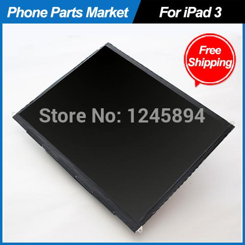 High Quality For Apple iPad4 iPad 4 4th iPad3 iPad 3 iPad 3rd LCD Display Screen Replacement Repair Parts+Tool Free shipping(China (Mainland))