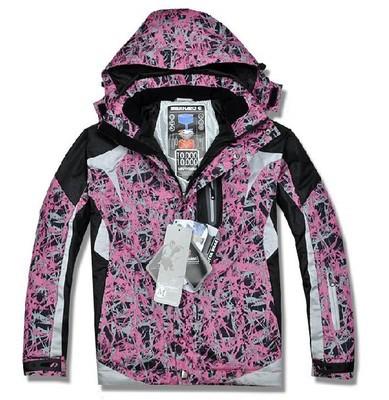 S-XXL 2014 new winter warm ski jacket woman warm waterproof windproof thicken ski coat woman high quality Cold-proof 4 colors(China (Mainland))