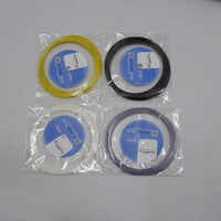Top seller 3pcs/lot Luxilon  tennis string alu power rough 125 with 4 Colors for choosing