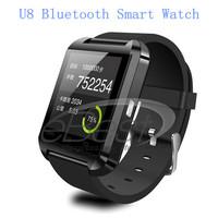 U8 Smartwatch Bluetooth Smart Watch WristWatch Wrist Wrap Watch Handsfree For iphone 5 5C 5S Samsung Phone Mate Android