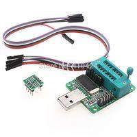 EN25T80 Programmer USB Series SPI FLASH BIOS 24CXX25XX STC AVR Support TTL
