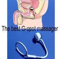 the best G-spot massager medical device prostatitis treatment massor PC muscle trainer single cock ring 50mm masturbator