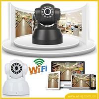 Morden&Professional! CMOS MJPEG IR pan tilt wifi camera support P2P!
