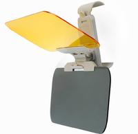 Car Shield Flip Auto Sunglasses Sunshade Goggles Cover Sun Visor CLIP-ON day & night 11 Free Shipping