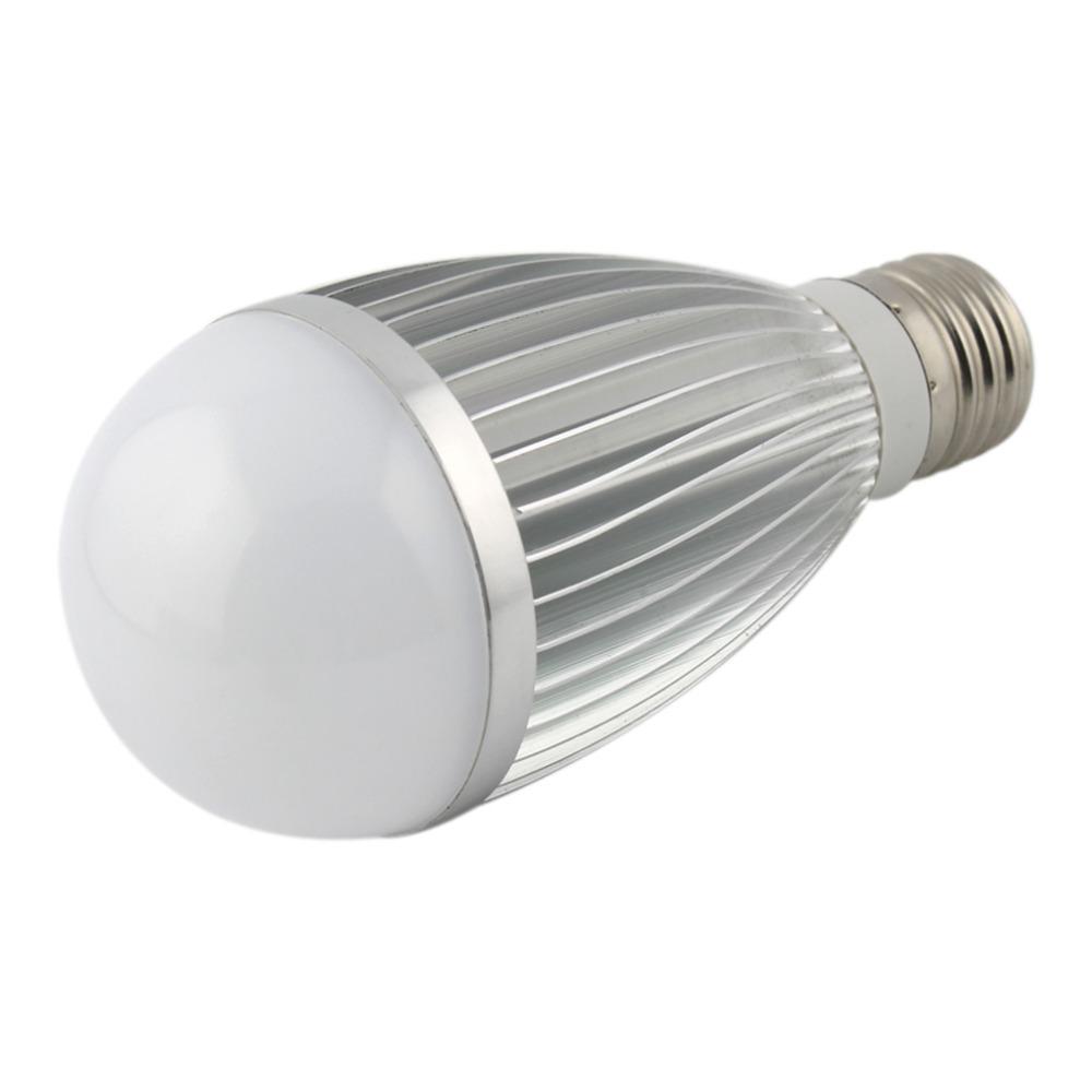 NEW Energy Saving E27 Led Ball Bulb lights 9W LED Lamps AC85-265V Quality Assurance High brightness Bulb LED(China (Mainland))
