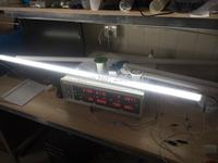 2835SMD 1.2M T8 LED 18W Fluorescent Tube CRI 80  Warmwhite/White Free Shipping 3 years warranty