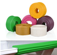 Newest multi-function Baby bumper strip Baby Safety Corner protector Table Edge Corner Cushion Strip with ,free shipping
