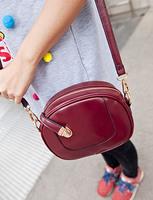 Fashion women's handbag vintage 2014 candy color all-match messenger bag mini one shoulder cross-body bag