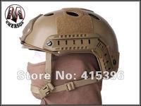 FAST Helmet-PJ TYPE/Tactical helmet (DE)-Free shipping