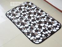 40*60cm leopard floor mat anti-slip doormat area rug kitchen carpet free shipping