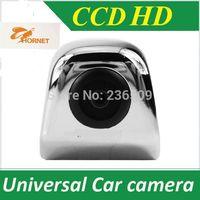 CCD universal Car rear view camera Car parking backup camera HD color night vision  car reversing camera