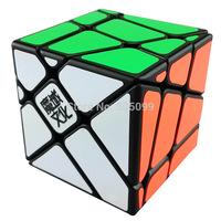 YJ MoYu Crazy YiLeng Magic cube  Fisher Speed Cube Black