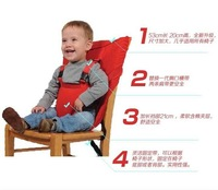 2014 Sack 'nSeat Germany portable one-piece baby chairs with safety belt  free shipping High quality
