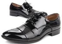 2014 new arrive men's fashion Oxfords shoes leather shoes business wedding Flats casual shoes for men office career shoes LBX33