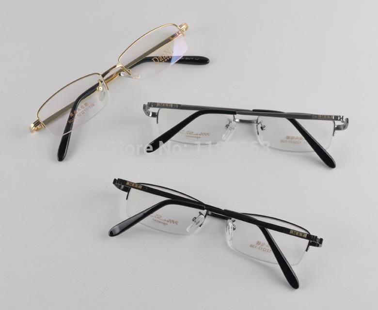 Eyeglass Frame Selection : Solid Gold Eyeglass Frames Promotion-Online Shopping for ...