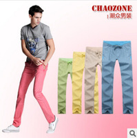 Free Shipping 2014 New Men Casual Sports Pants/ loose male trousers/Loungewear and nightwear Plus size:29-36
