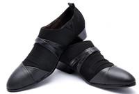 2014 new arrive men's fashion Oxfords shoes nubuck leather shoes business wedding Flats shoes for men office career shoes LBX28