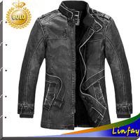 TOP Quality Men Leather Jacket Brand Jaquetas de couro Jacket Casaco Fur Coat Jaqueta Motorcycle Jackets Outdoor Men Overcoat