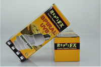 Free Shipping REPTIFX Crawler Meaty Plant Lamb Bearded Dragon Lizards Tortoises Calcium Energy-saving UVB Light 10.0 26W