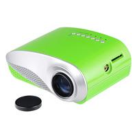E03 MINI Home Theater LED LCD Projector 50 Lumens USB VGA HDMI 1080P HDTV P0007662