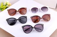 Retro Sexy Cat Eye Sunglasses Outdoor Fashion Women Unique Eyeglasses