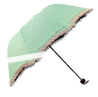 Princess umbrella folding umbrella lace anti-uv sun protection nice gift free shipping