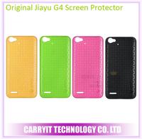 100% Original Jiayu G4/G4S/G4C case, top quality jelly case  for Jiayu G4 thin battery version (1850mah/2000mah)