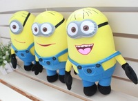 50CM Big Size Despicable ME Minion Movie Plush Stuffed Toys 3D Eyes 20 Inch Children Dolls