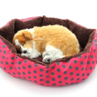 1 usd for homless pets, 100% Cotton Pet Dog Puppy Cat Soft Fleece Cozy Warm Nest Bed House Mat  For Pet  nice pet products#WXG2