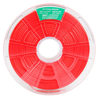 Winbo 3D Printer 1.75mm Multicolor ABS Filament with Red Colour  1000g
