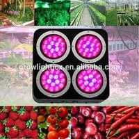 Free Shipping 200W(64X3W) LED Grow Light for Hydroponics and Aquaponics 3w Growing Plants Lighting ,Dropshipping,AC85-265V