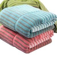 HOT SALE 100% Cotton Bath Towel high quality plus size adult/child bath towel bathroom/beach bath towel 140*70cm