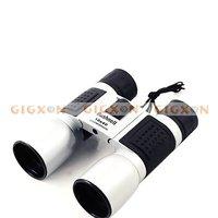 10x40 Binoculars Telescope Hunting Silver