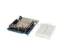 Free shipping (For Arduino) Prototyping Prototype Shield Protoshield With Mini Breadboard in stock