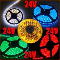 12V White 500cm 1210 3528 SMD LED Strip Light Lamp 300 Leds