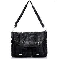 Wholesale Designer Handbag Women Genuine Leather Bags For Woman Shoulder Messenger Bag Sheepskin Patchwork Bag Tote Bag 6063