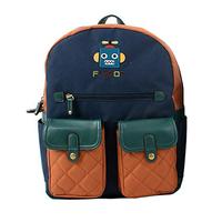 2014 new children's nursery backpack schoolbag cartoon Taipan preschool boys and girls travel package