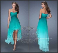 2014 hot&sexy custom-made   sweetheart belt evening  prom dress plus size  fashion  a1002