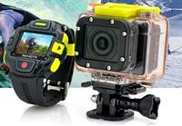 G8900 IPX8 60M Waterproof Sport Diving/Climbing/Parachute/Riding/SKI DV Action MINI Camera Ambarella A7 1080P 60FPS 16MP WIFI