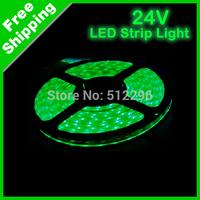 12V Green 500cm 1210 SMD LED Strip Light Lamp 300 Leds #895