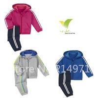 2014 NEW arrive wholesale children sport suit 2 pcs set children cloth brand children clothing sport set children autumn set