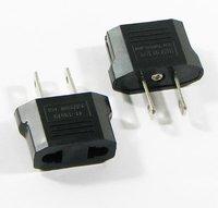 D191pcs EU Travel US USA Power Plug Adapter