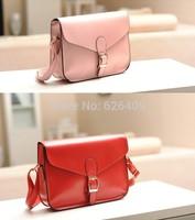 Preppy Style 9 Colors Women Envelope Bag Lady PU Leather Shoulder Bags women messenger bags renovate women handbag