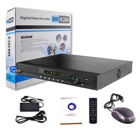 8 CH CCTV DVR full 960h HDMI 960H H.264 NETWORK DVR Support Iphone Android view with bulid-in free DDNS free shipping EDS-8208H
