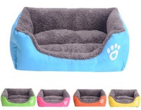 HOT ! Colorful Pet Cat and Dog bed #WXG7