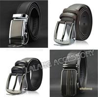2014 New Arrival 1pcs Charming Men Leather Automatic Buckle Pin Buckle Belt Fashion belts for Men EJ671991