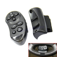 1pc Car Universal Steering Wheel Remote Control Learning For Car CD DVD VCD